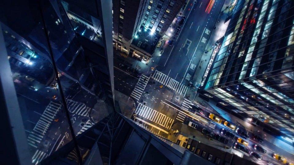 Midtown: Time-Lapse impressionante em Nova Iorque
